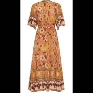 Spell & The Gypsy Collective Dresses - NWT! Spell & The Gypsy Buttercup Gown in Sunrise